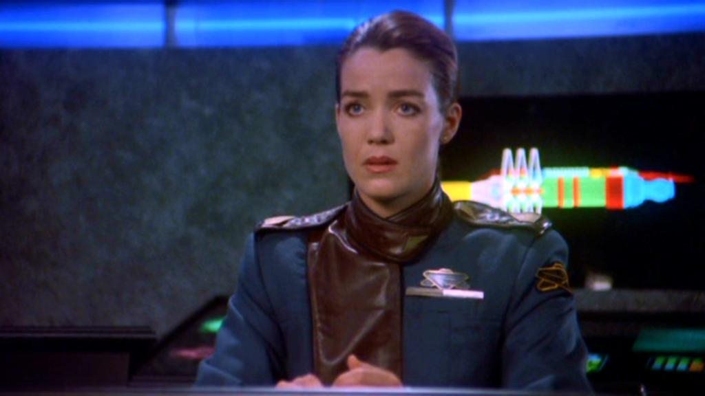 Babylon 5: Born to The Purple