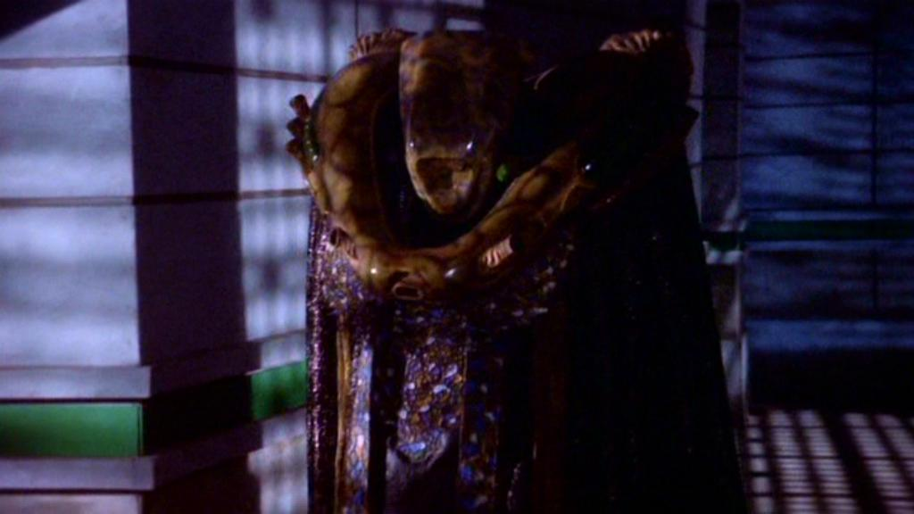 Babylon 5 signs and portents 1994 sundry thoughts for Portent of restoration