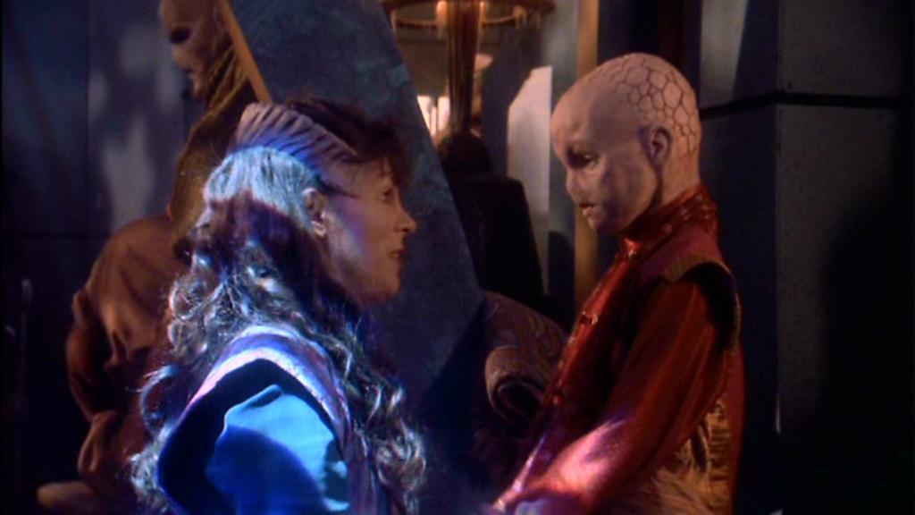 Babylon 5 confessions and lamentations 1995 sundry for Bureau 13 babylon 5
