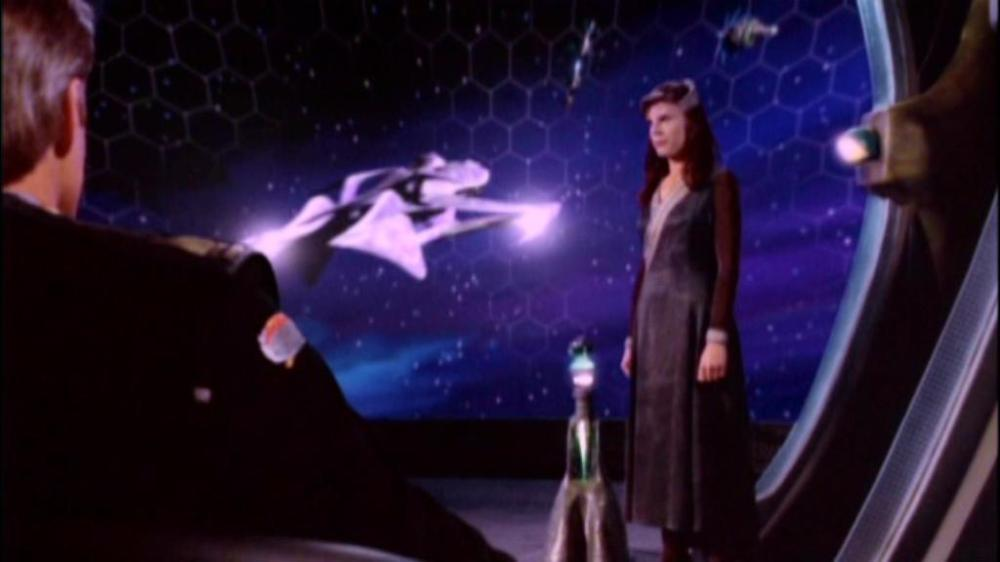 Babylon 5 War Without End Parts I And Ii 1996 Sundry Thoughts