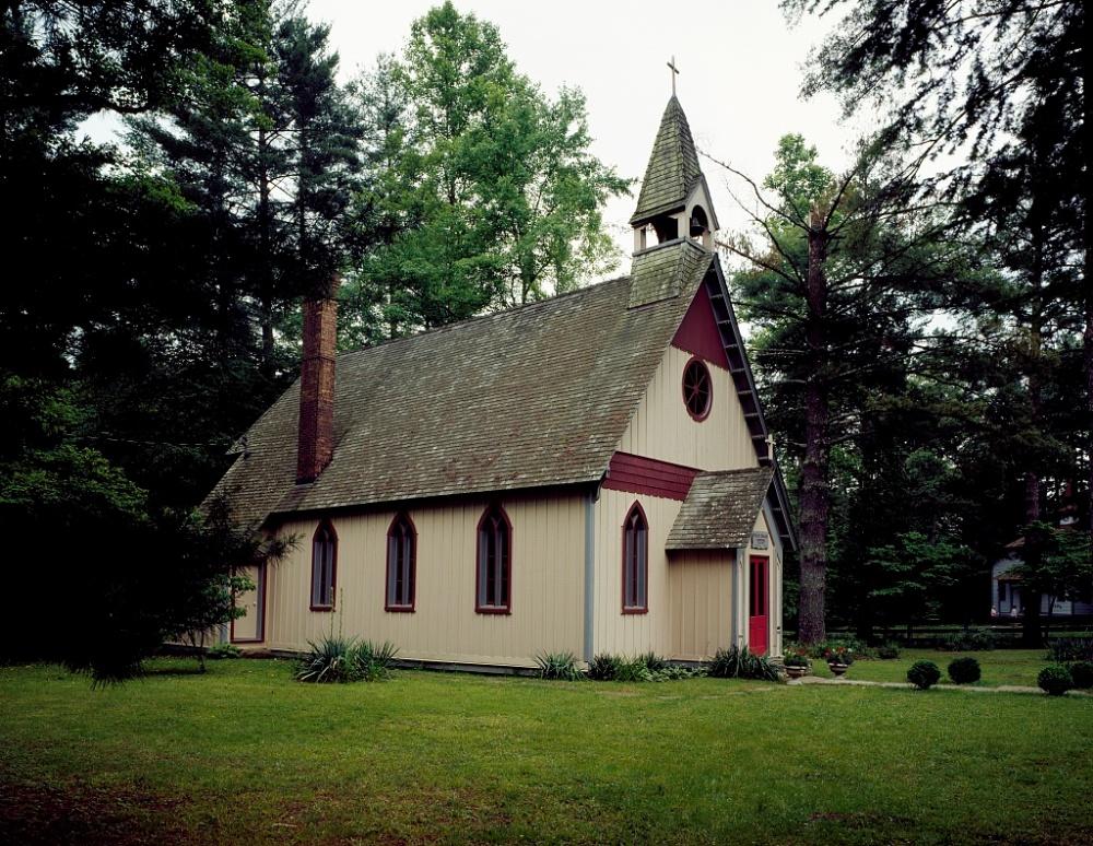 Christ Church Episcopal, Rugby, TN