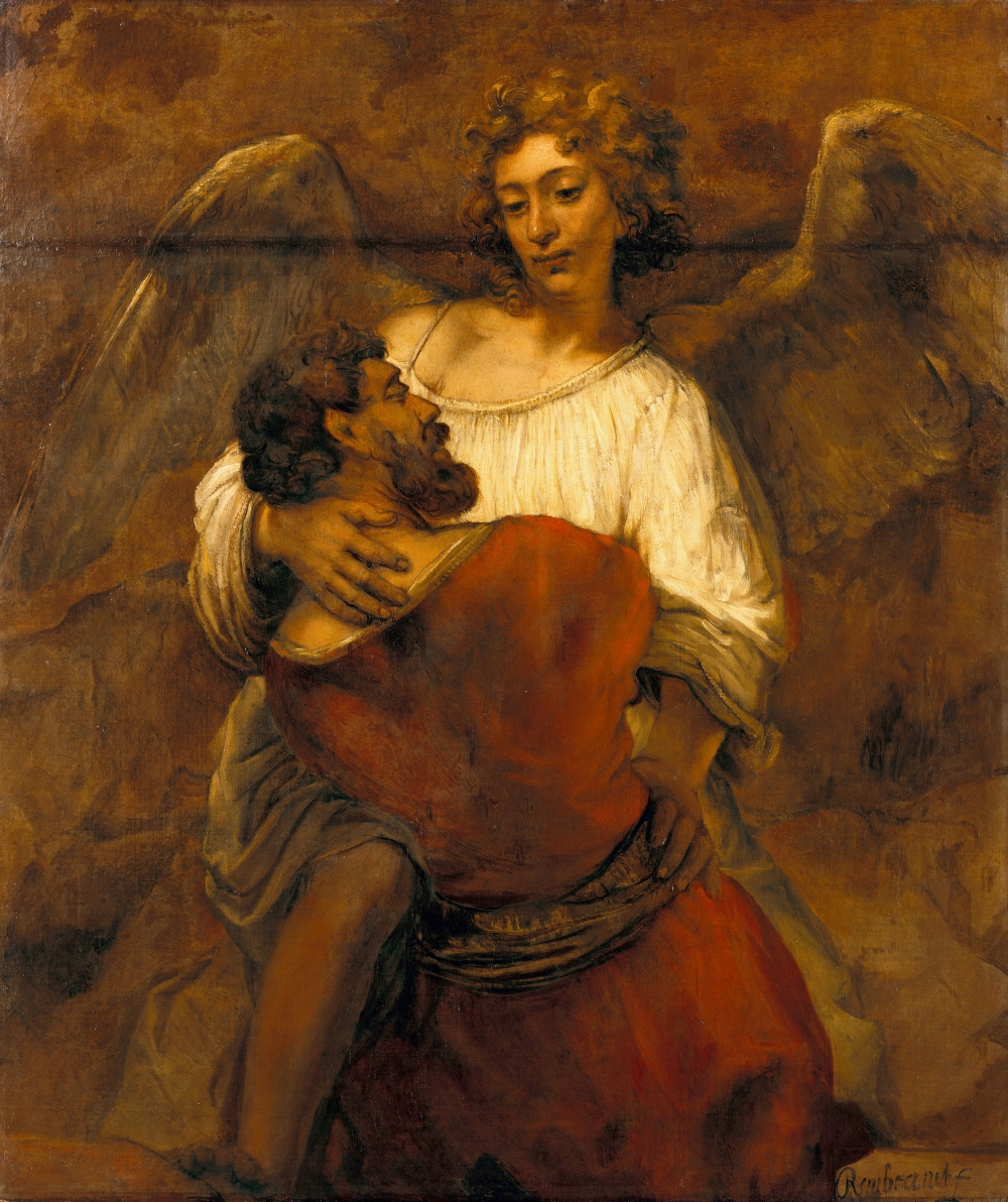 Rembrandt_-_Jacob_Wrestling_with_the_Angel_-_Google_Art_Project
