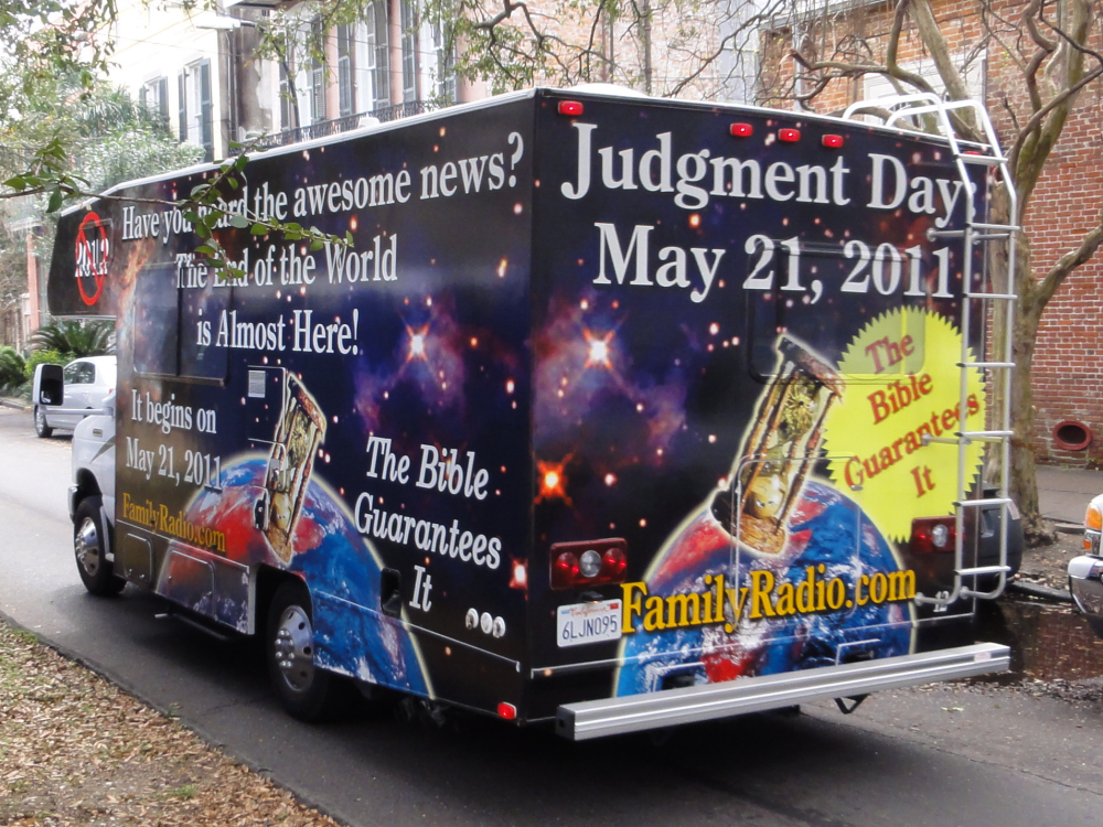 Judgment Bus