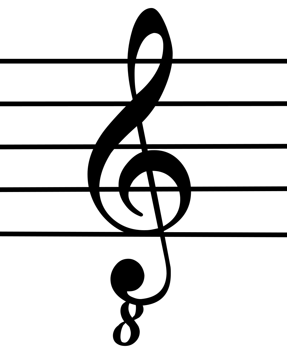 Octave Clef