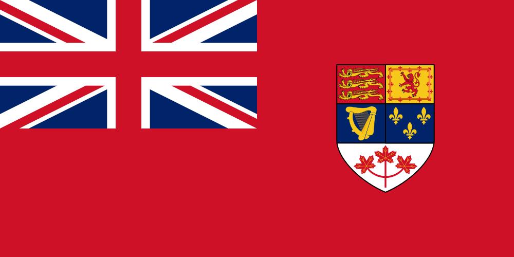 Flag of Canada Pre-1965