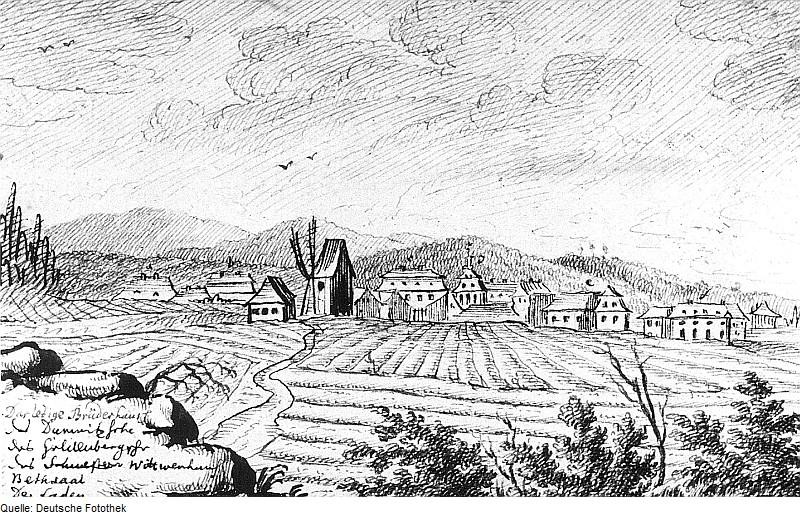 Herrnhut 1765
