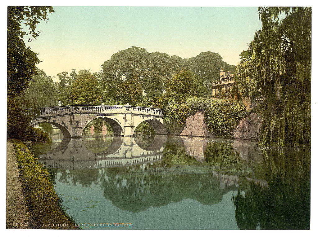 Clare College and Bridge