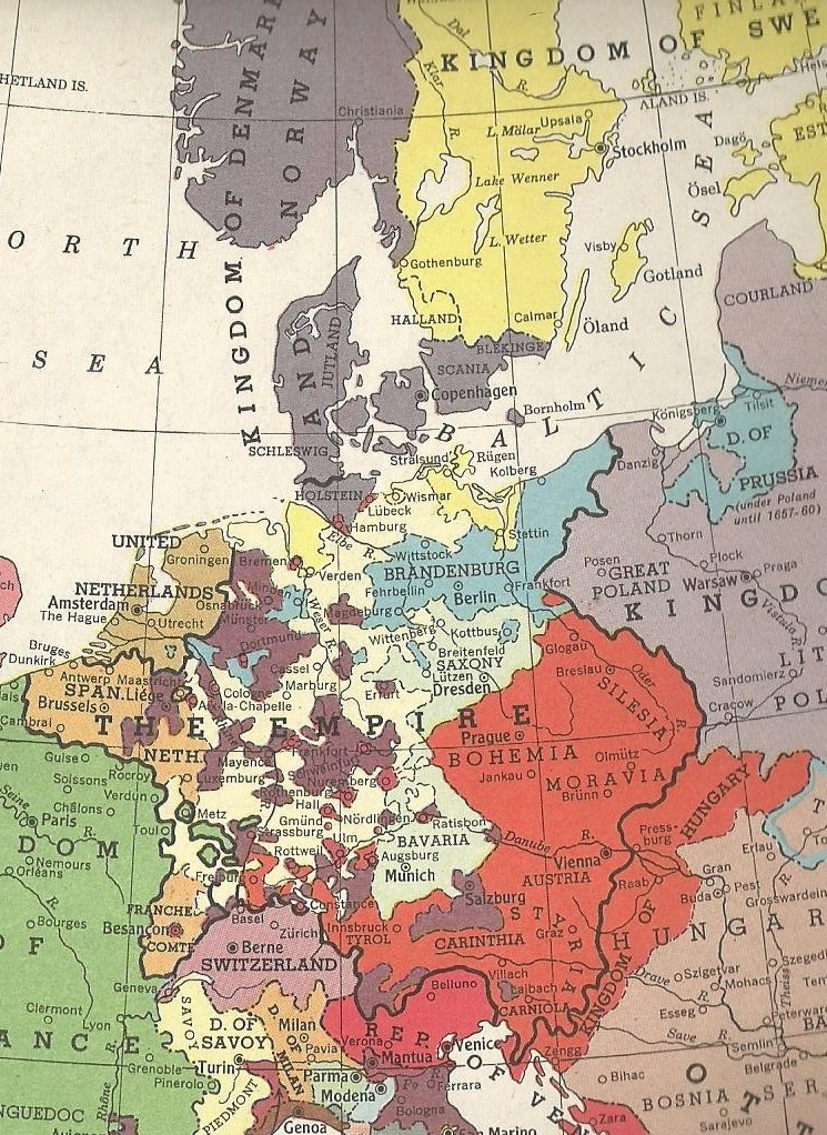 Germany 1648