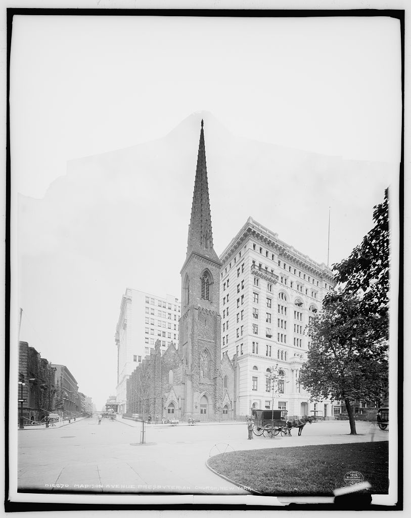 Madison Avenue Presbyterian Church, New York, New York