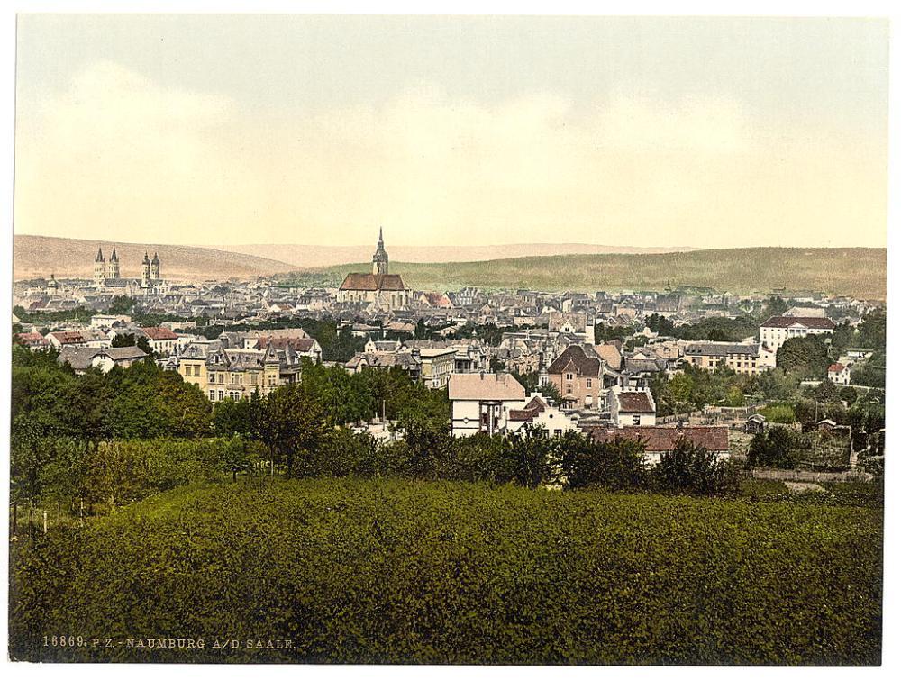 Naumburg 1890