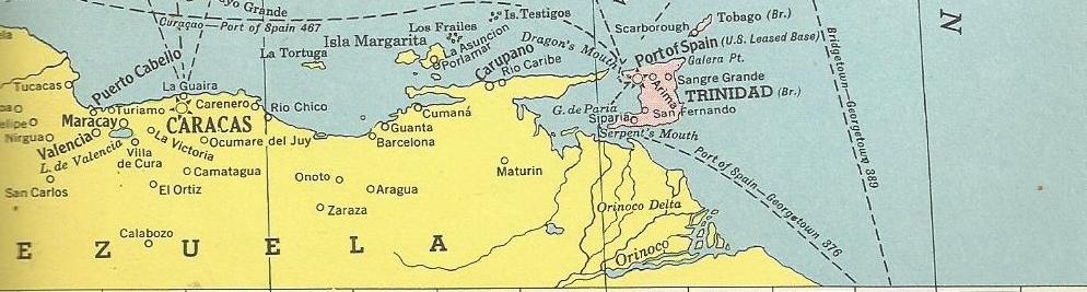 Trinidad and Tobago 1951