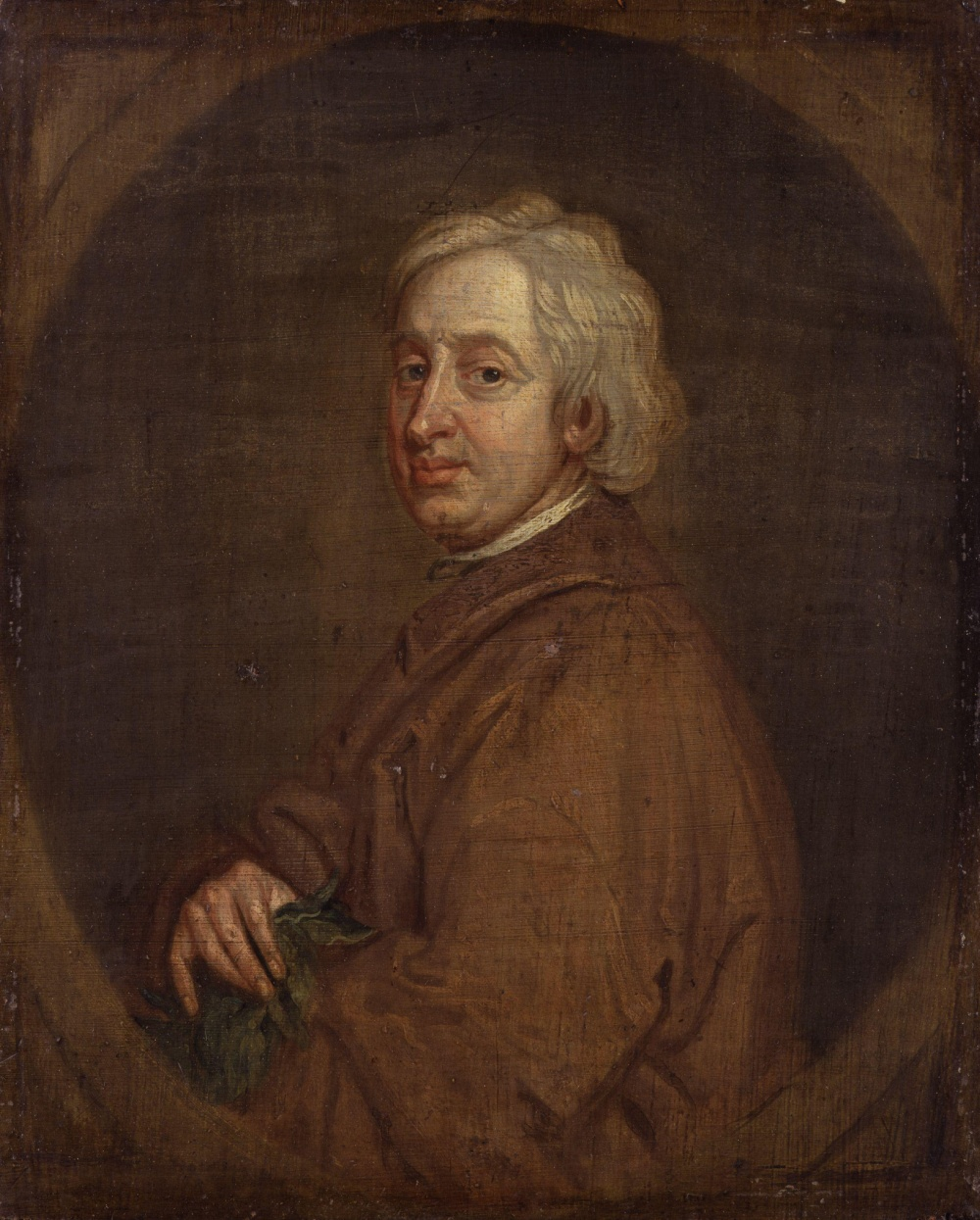 John Dryden (Sir Godfrey Kneller)