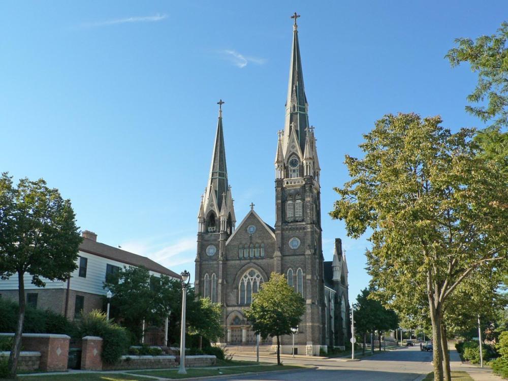St. John's Evangelical Lutheran Church, Milwaukee