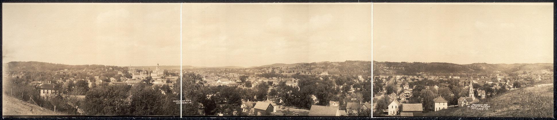 Decorah, Iowa 1908