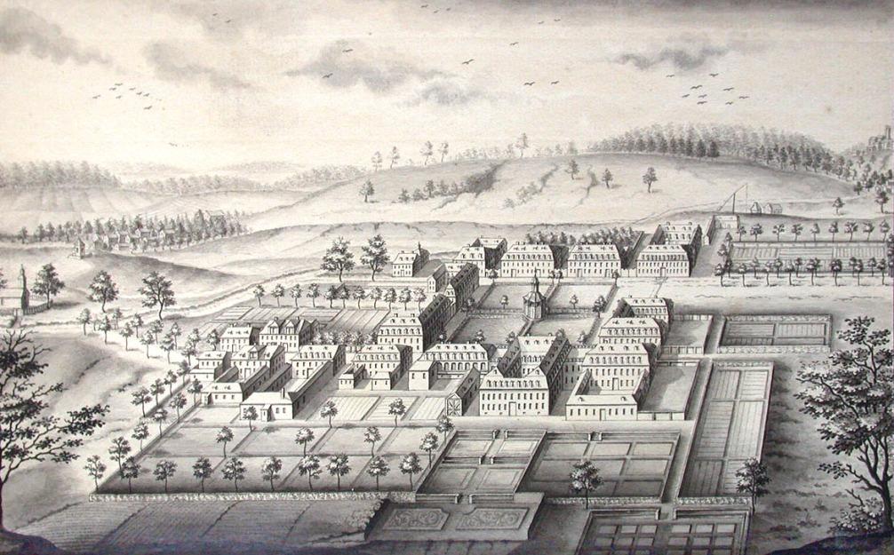 Herrnhaag 1750