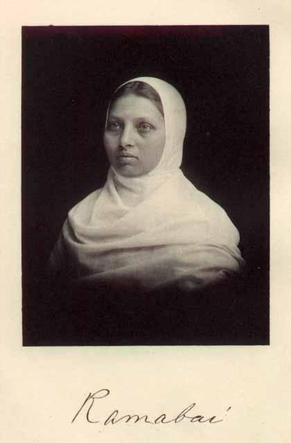Mary Ramabai
