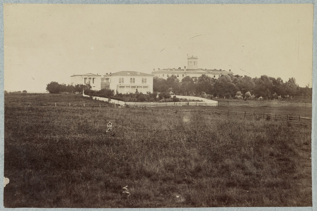 Pennsylvania College, Gettysburg, August 1863