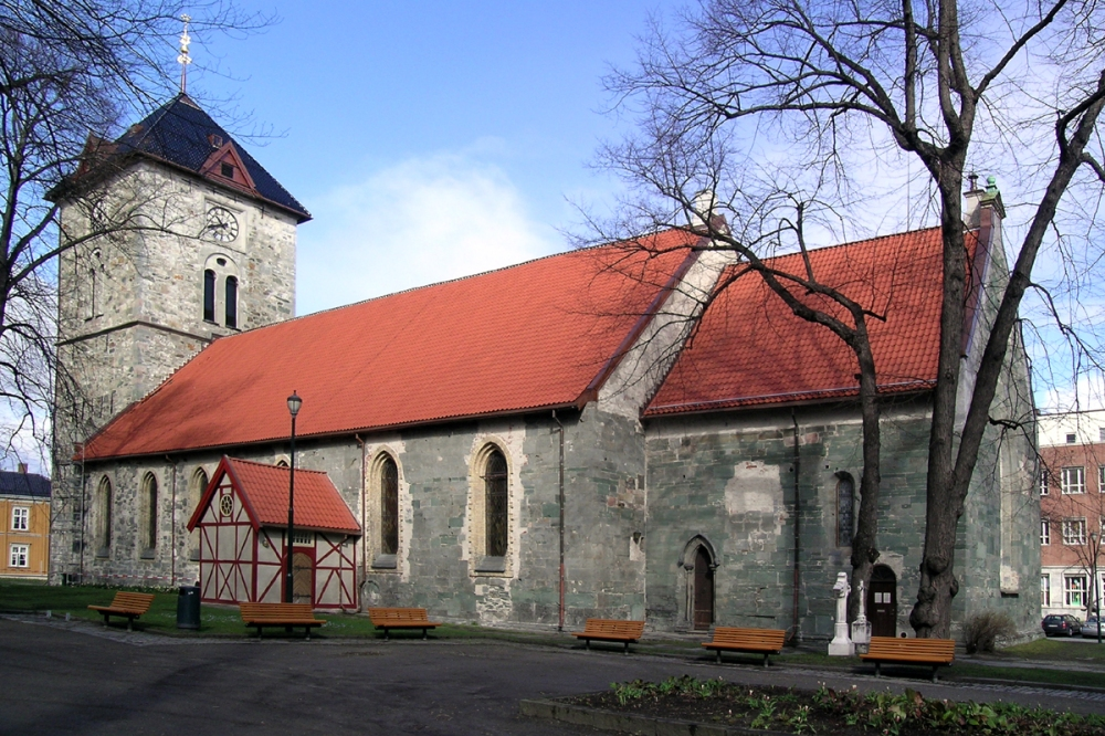 Church of Our Lady, Trondheim