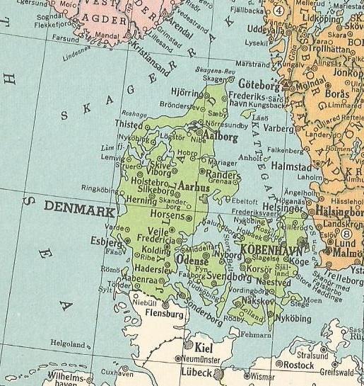 Denmark 1951