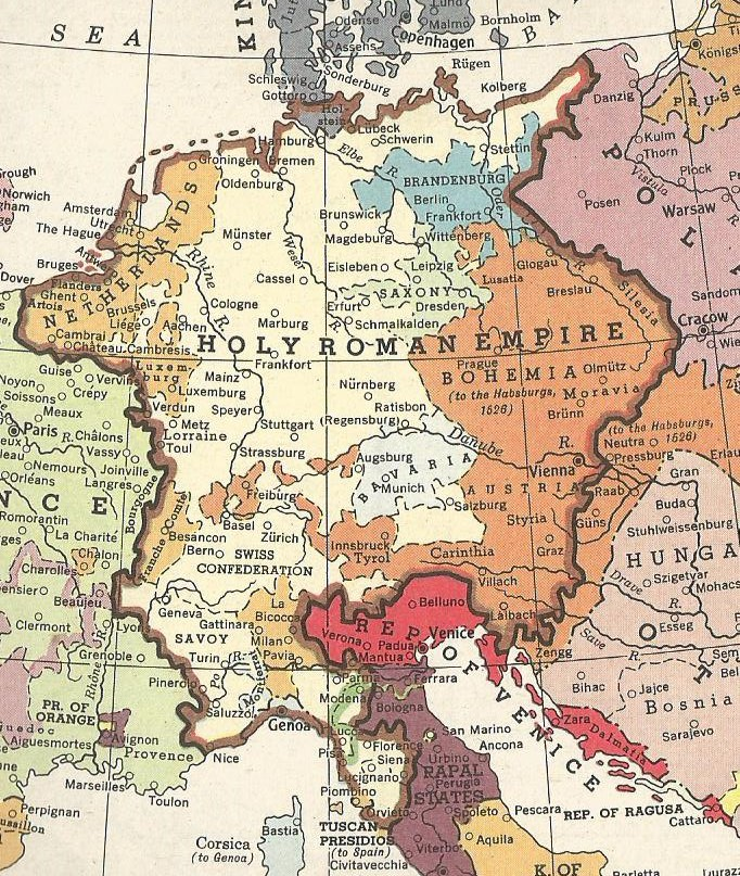 Holy Roman Empire 1559
