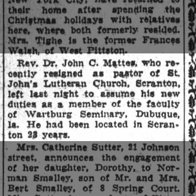Pittston Gazette, December 30, 1938, page 3