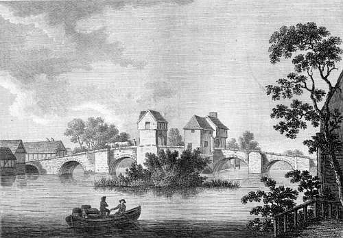 Bedford Bridge 1783