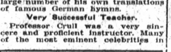 Crull Obituary 02C