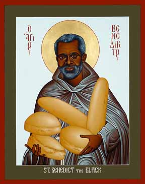 St. Benedict the African