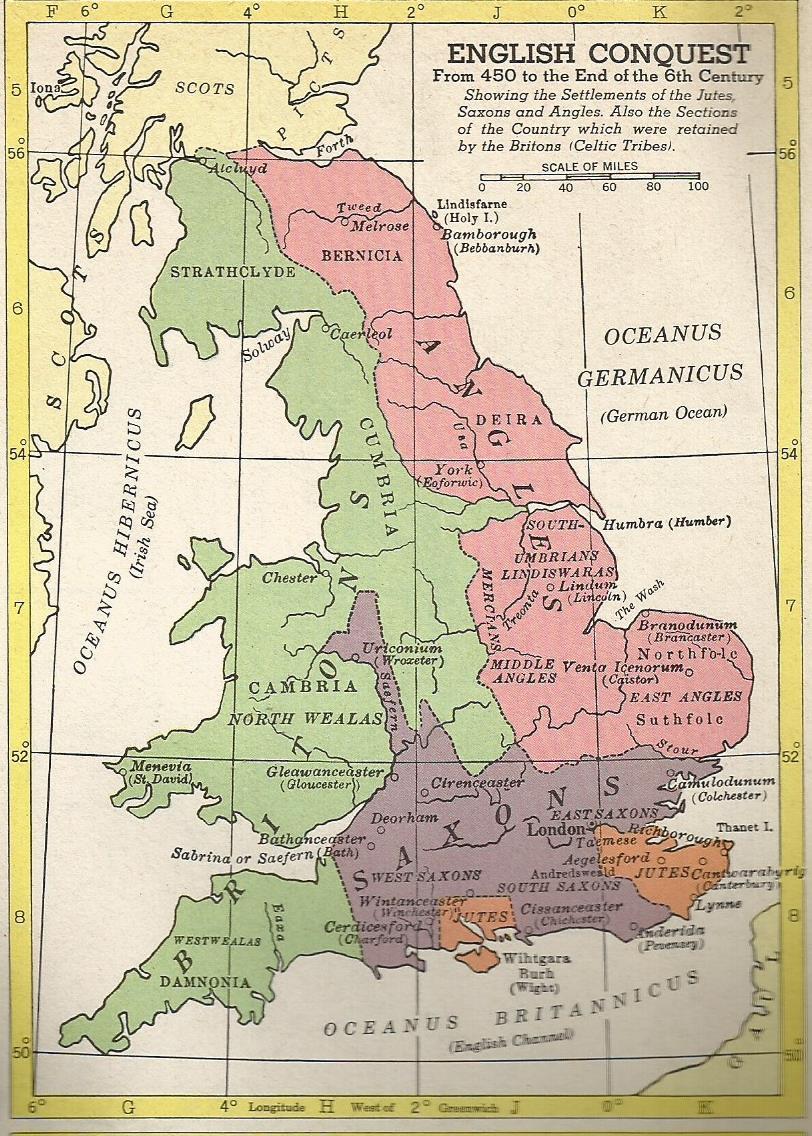 England 600