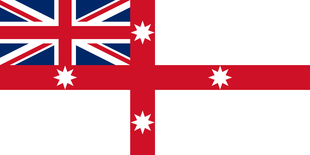 Colonial Flag of Australia