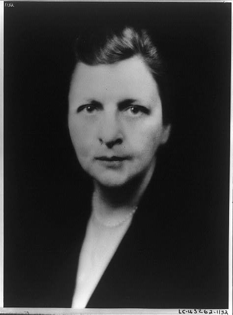 Frances Perkins, 1932