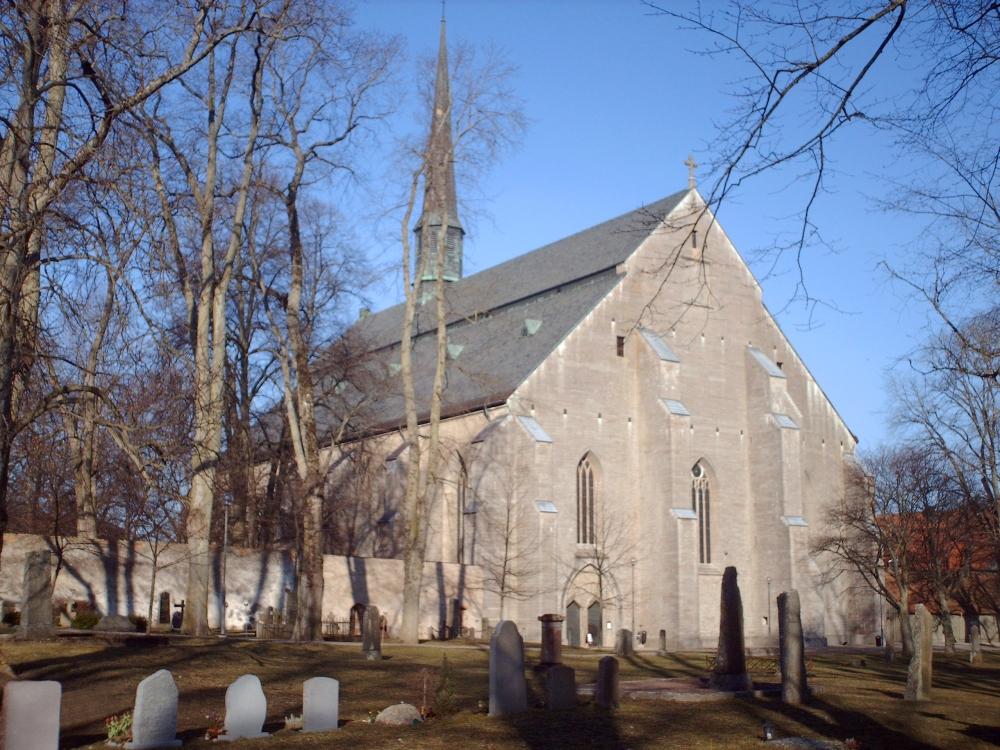 Vadstena Abbey Church