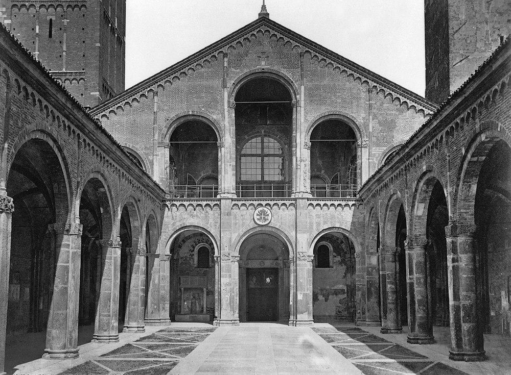 Basilica of St. Ambrose, Milan