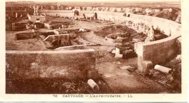 Carthage Ampitheater