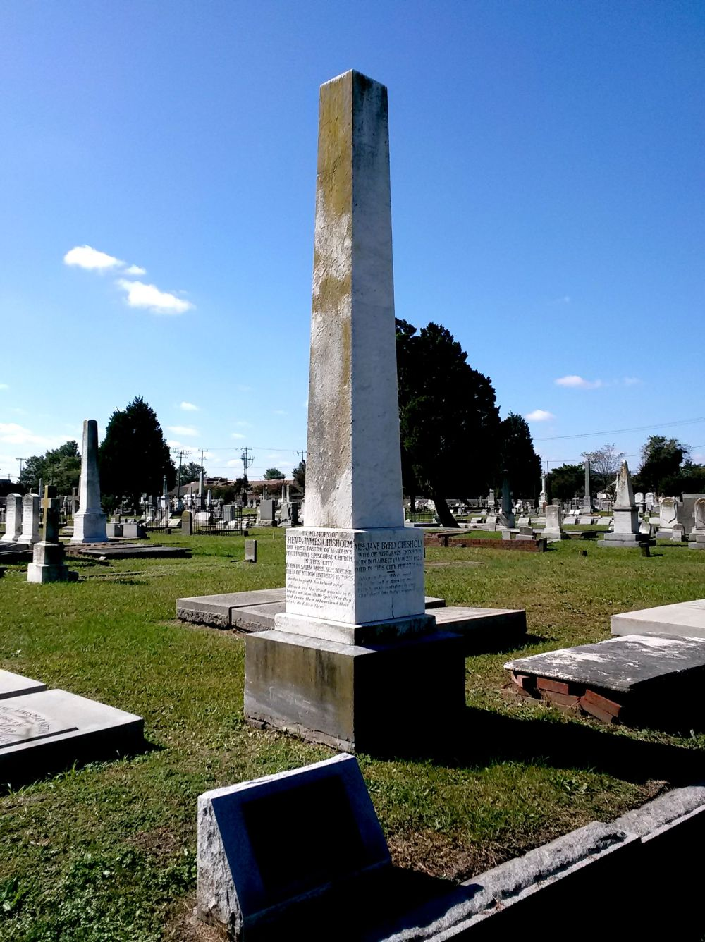 Chisholm Grave
