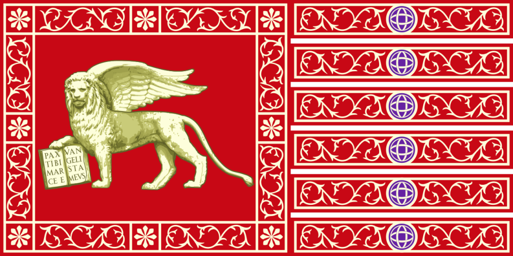 Flag of the Most Serene Republic of Venice