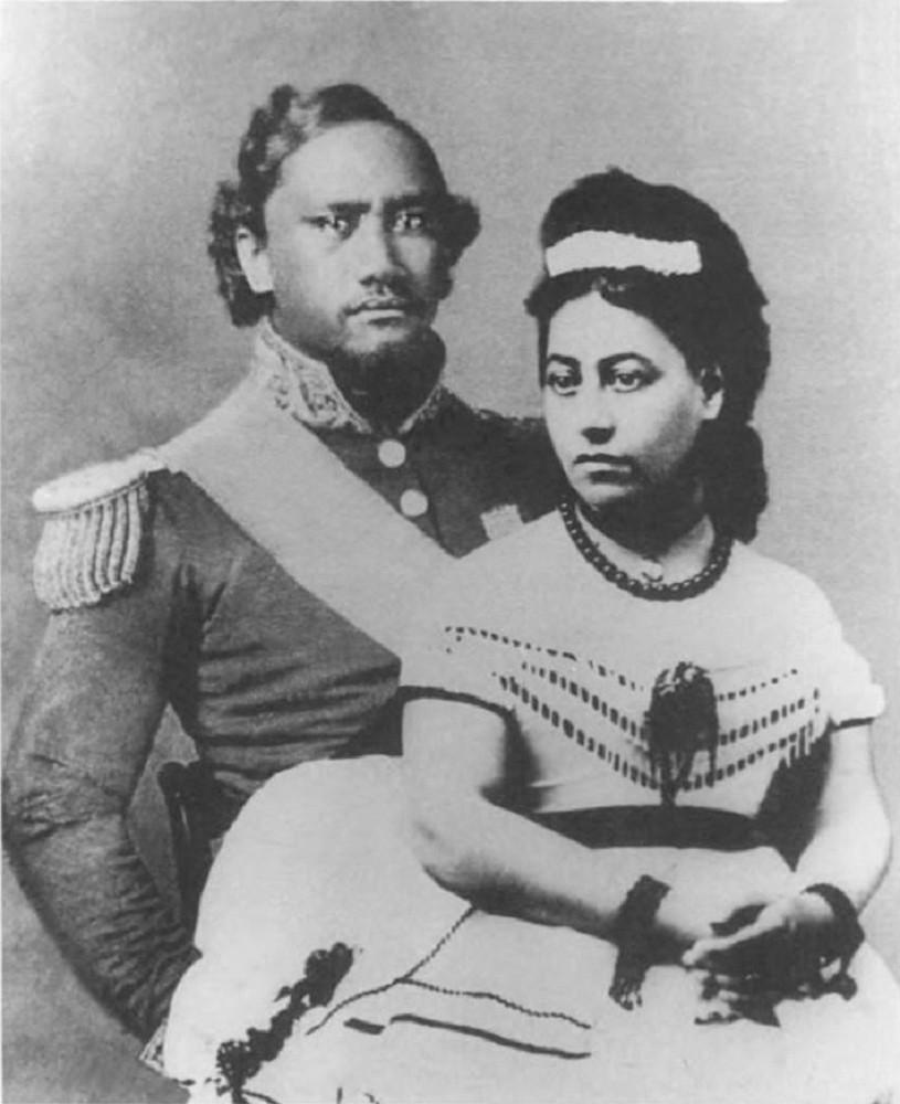 Kamehameha IV and Emma
