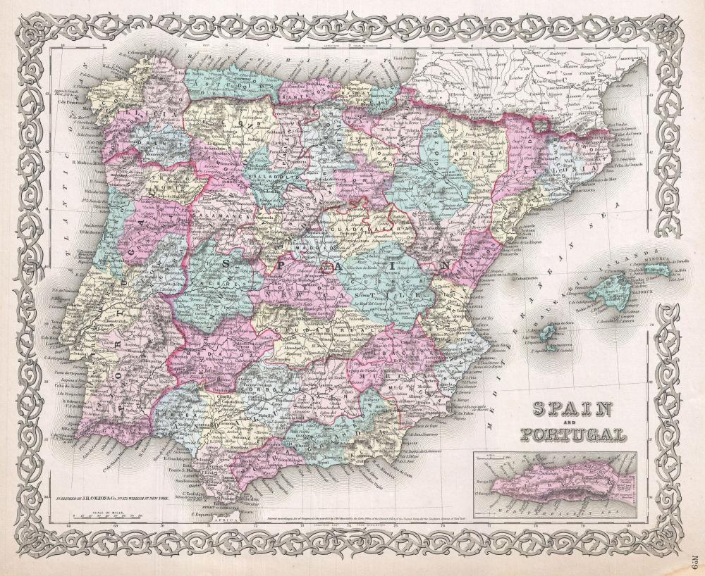 spain-and-portugal-1855