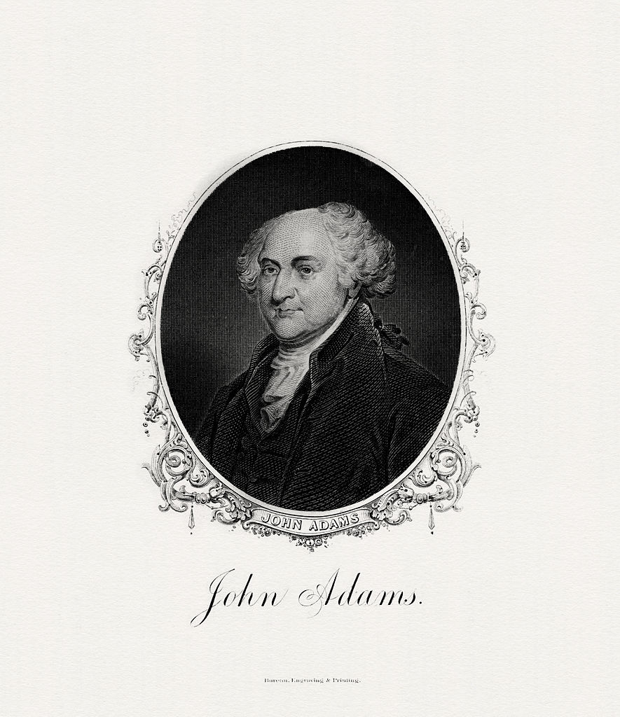 Quasi War John Adams SUNDRY THOUGHTS | SAIN...