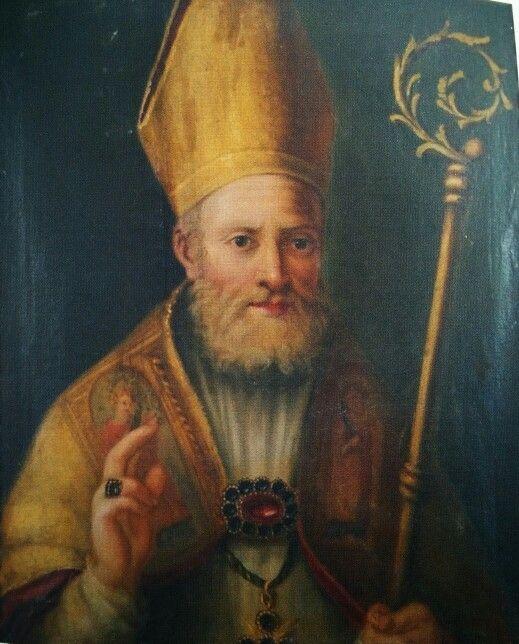 San Ubaldo Baldassini de Gubbio   Luis Ernesto Chacón Delgado