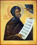Icon of St. Joseph theHymnographer