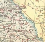 Burke County 1951
