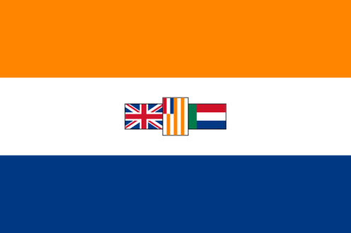 Flag of South Africa 1928-1994
