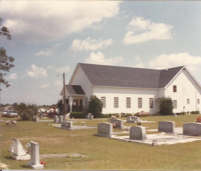 Wesley Chapel Church August 21, 1988