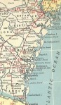 Coastal Georgia 1951