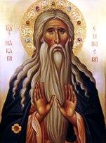 St. Macarius of Egypt