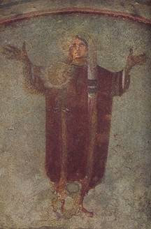 St. Melania the Elder