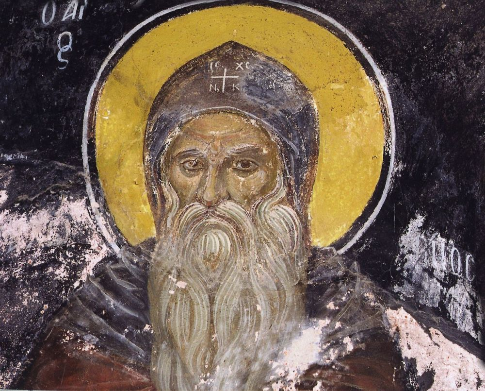 St. Pambo of Nitria