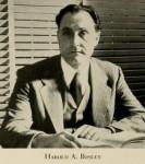 Harold A. Bosley