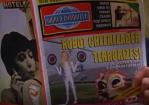 Robot Cheerleader Terrorizes